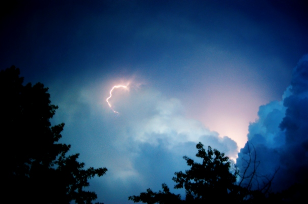 Stormy Heaven